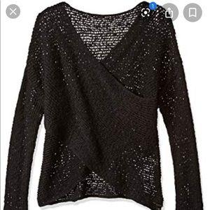 Billabong after glow wrap sweater Bnwt